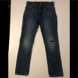 Worn Lucky Kids Distressed Jeans Zoe Jegging
